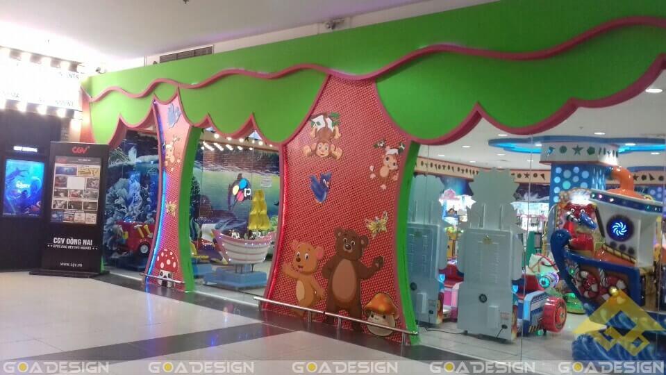 GOADESIGN Happy Bear BigC - Đồng Nai (3)
