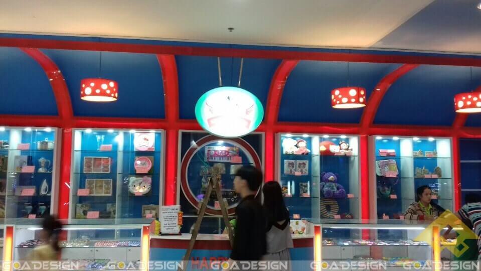 GOADESIGN Happy Bear BigC - Đồng Nai (4)