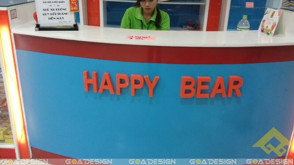 GOADESIGN Happy Bear BigC - Đồng Nai (8)