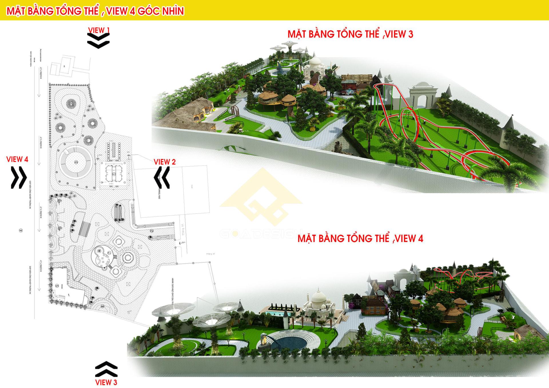 GOADESIGN Phim Trường Chụp Ảnh Thiên đường Bảo Sơn (11)