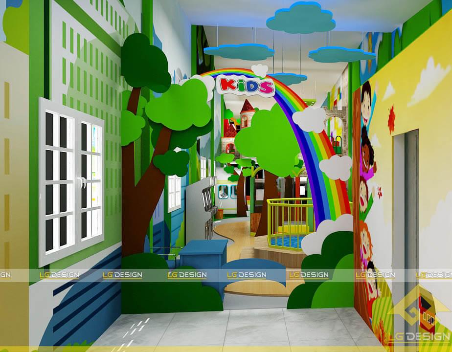 GOADESIGN Tư vấn thiết kế thi công khu vui chơi Nhơn Trạch Đồng Nai (2)