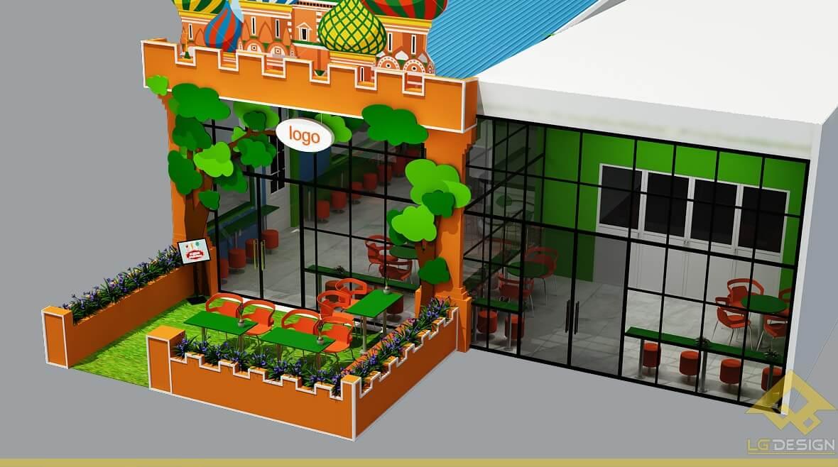 GOADESIGN Tư vấn thiết kế thi công khu vui chơi Nhơn Trạch Đồng Nai (9)