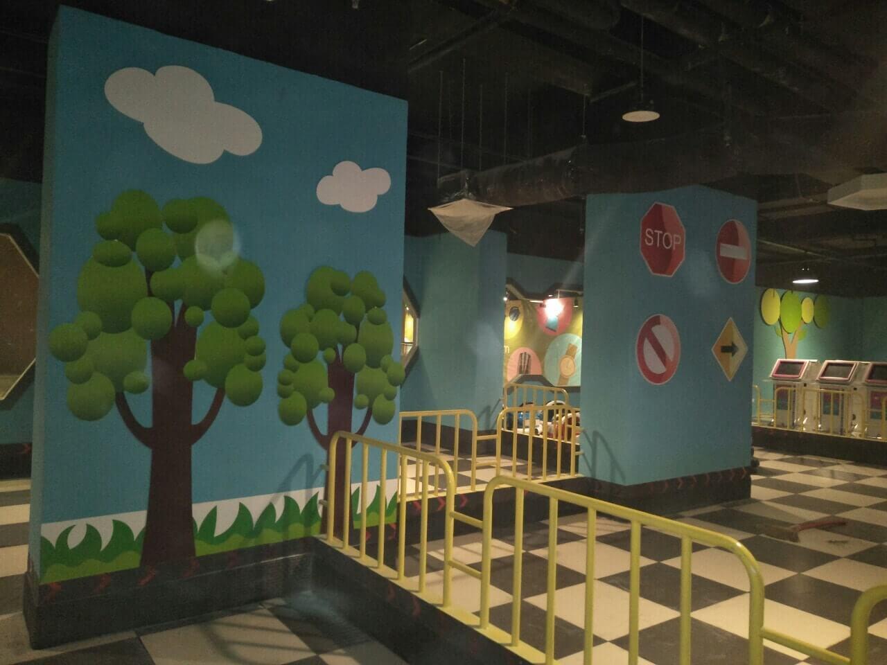 GOADESIGN Thiết Kế Khu Vui Chơi Garden Mall - Q5 (12)