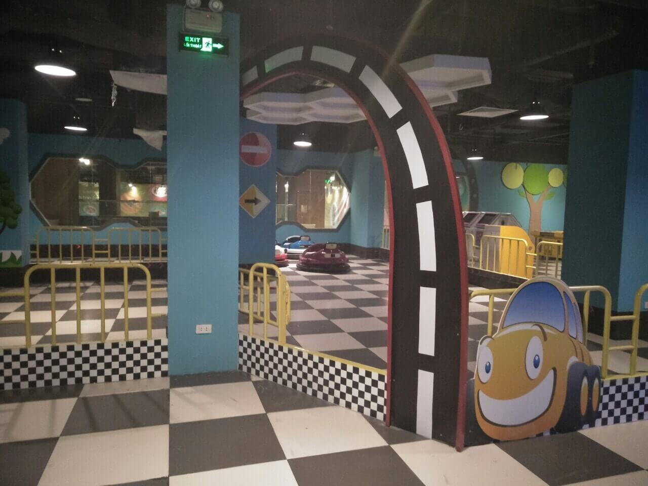 GOADESIGN Thiết Kế Khu Vui Chơi Garden Mall - Q5 (13)
