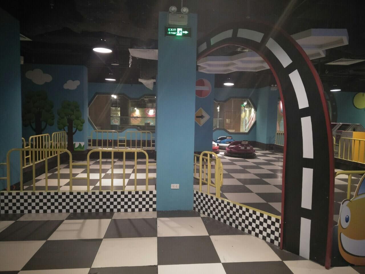 GOADESIGN Thiết Kế Khu Vui Chơi Garden Mall - Q5 (14)
