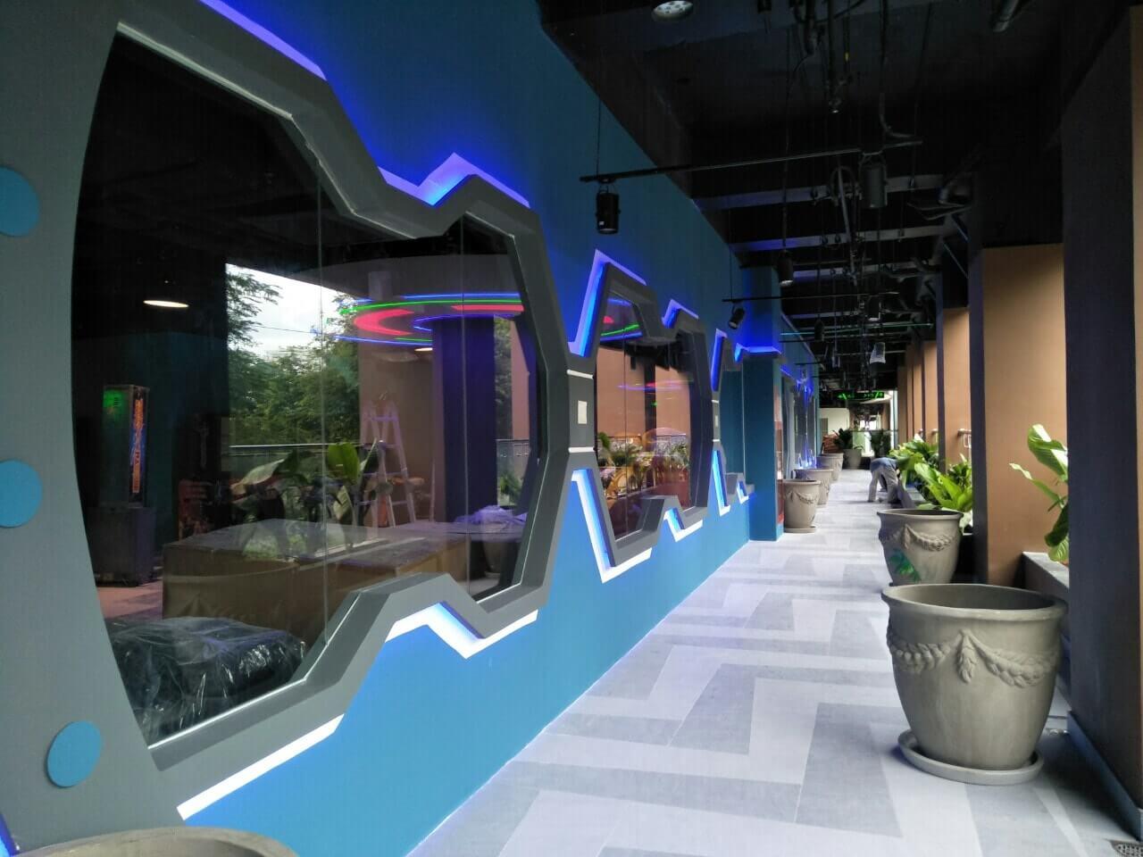 GOADESIGN Thiết Kế Khu Vui Chơi Garden Mall - Q5 (16)