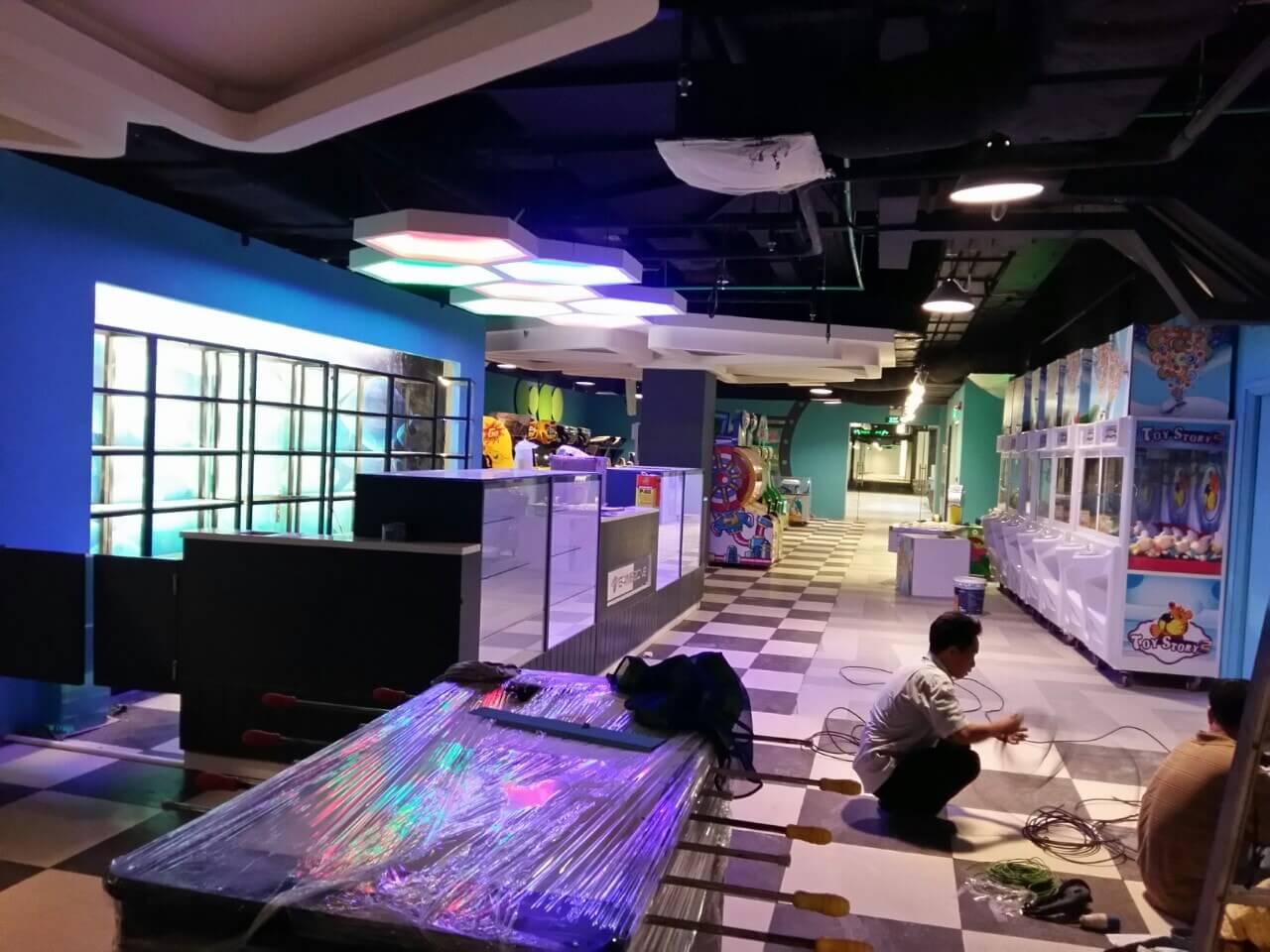 GOADESIGN Thiết Kế Khu Vui Chơi Garden Mall - Q5 (20)