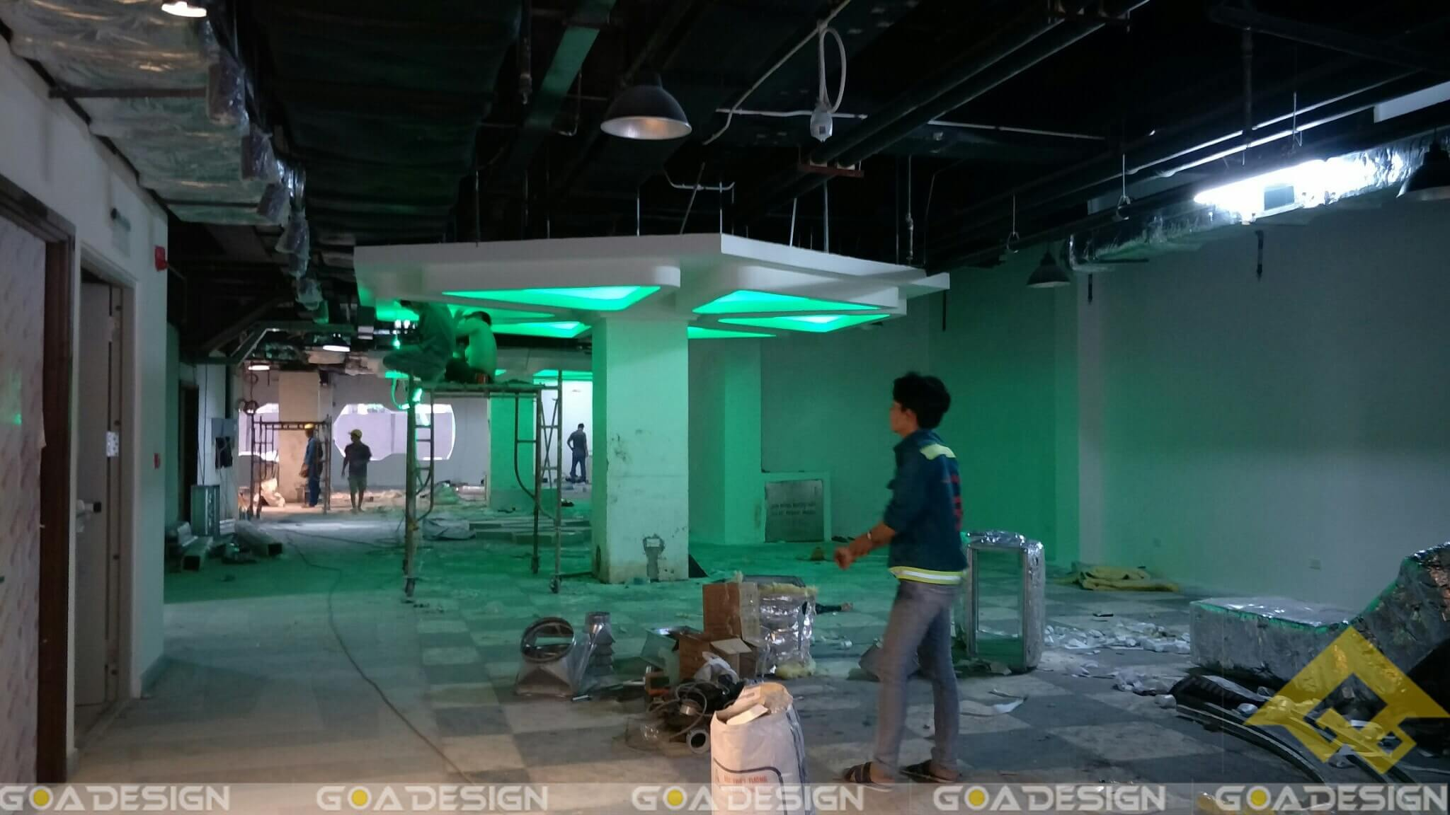 GOADESIGN Thiết Kế Khu Vui Chơi Garden Mall - Q5 (49)