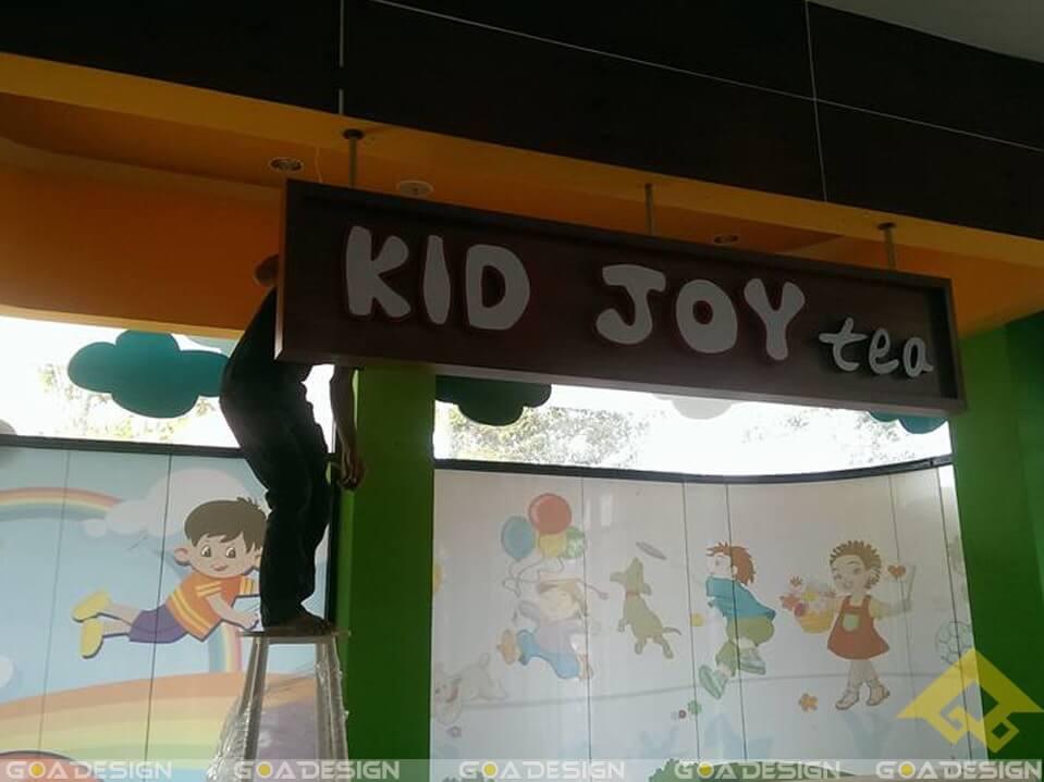 GOADESIGN Thiết kê khu vui chơi Kidjoy Bình Chánh (12)