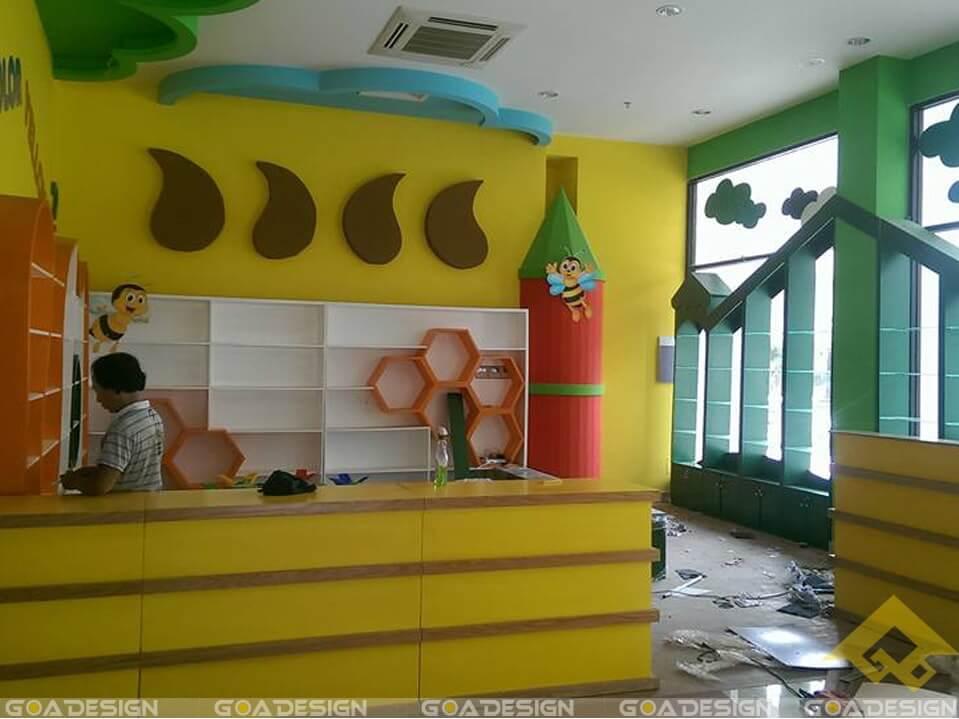 GOADESIGN Thiết kê khu vui chơi Kidjoy Bình Chánh (13)