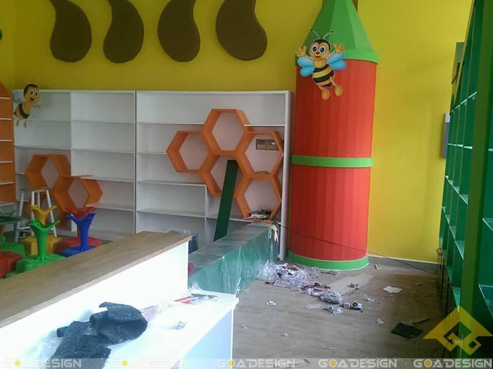 GOADESIGN Thiết kê khu vui chơi Kidjoy Bình Chánh (14)