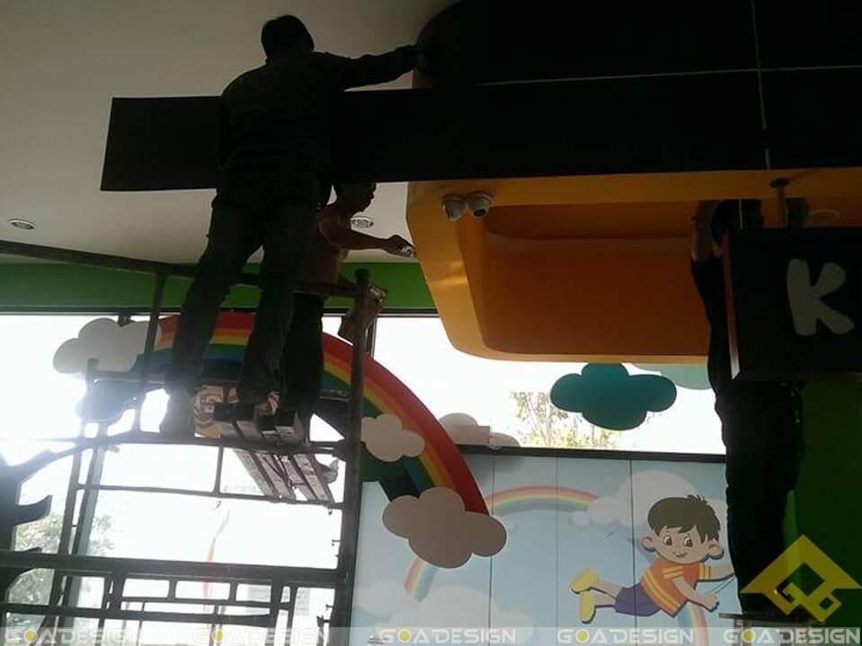 GOADESIGN Thiết kê khu vui chơi Kidjoy Bình Chánh (15)