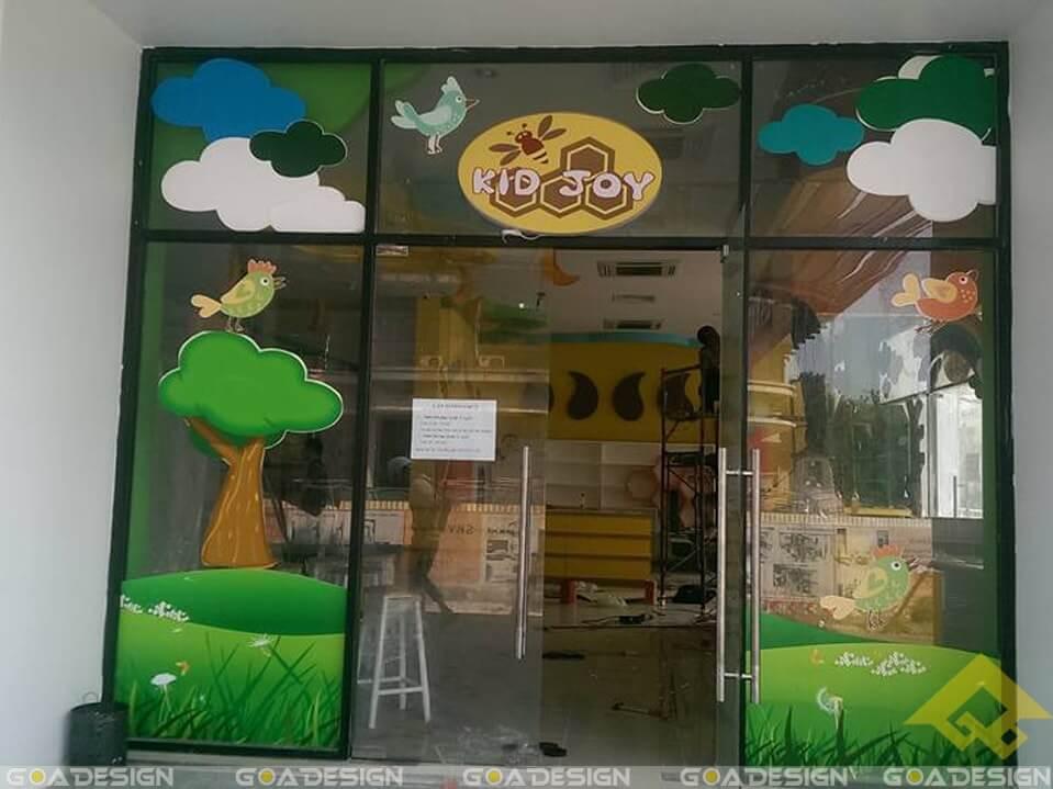 GOADESIGN Thiết kê khu vui chơi Kidjoy Bình Chánh (17)