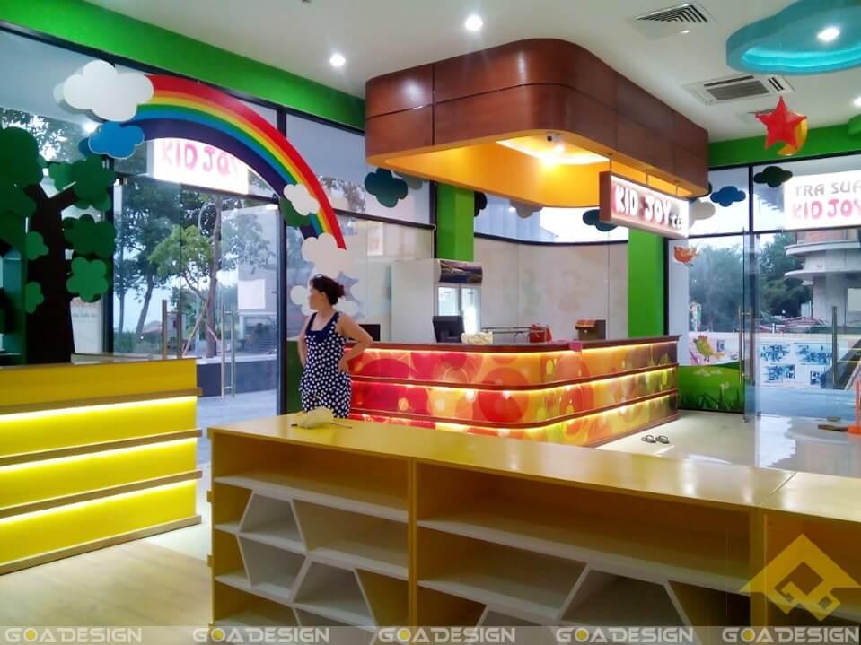 GOADESIGN Thiết kê khu vui chơi Kidjoy Bình Chánh (23)