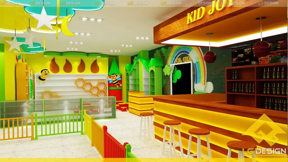 GOADESIGN Thiết kê khu vui chơi Kidjoy Bình Chánh (24)