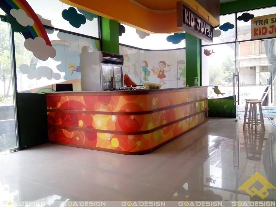 GOADESIGN Thiết kê khu vui chơi Kidjoy Bình Chánh (25)