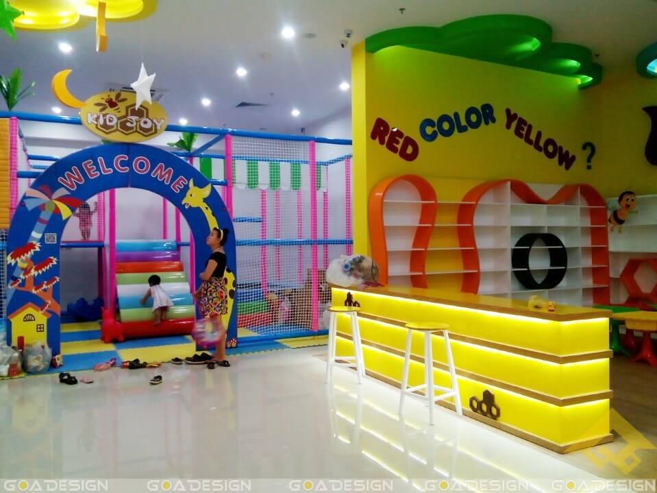 GOADESIGN Thiết kê khu vui chơi Kidjoy Bình Chánh (28)