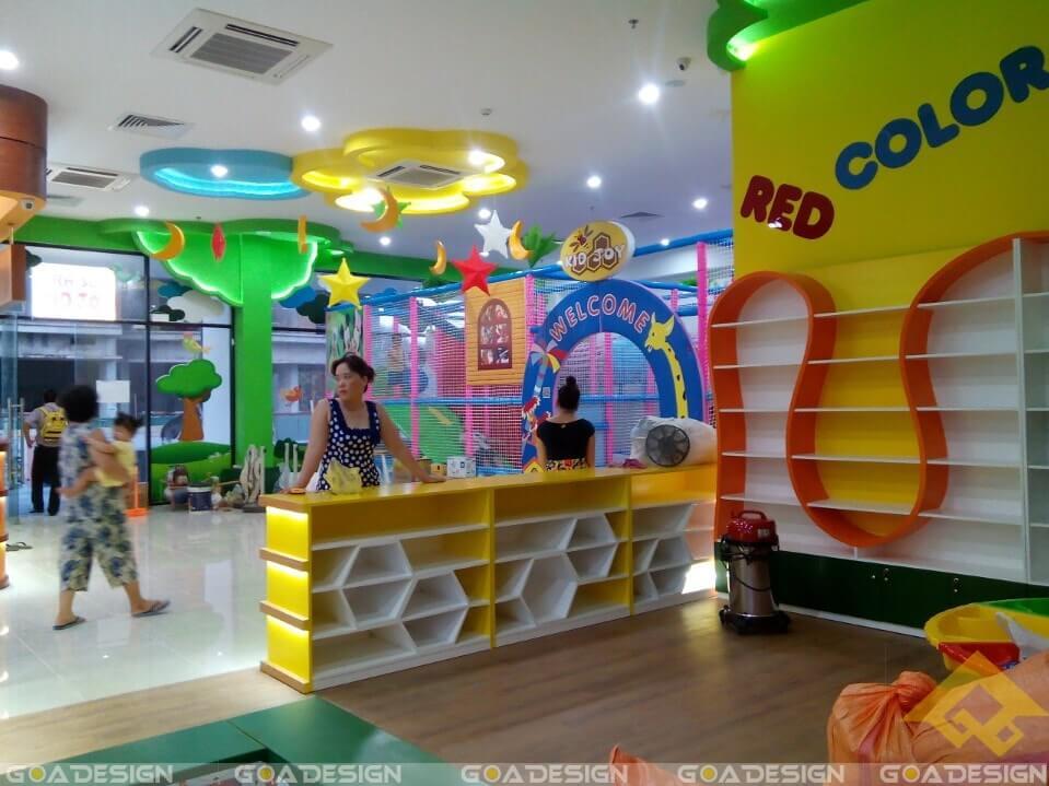 GOADESIGN Thiết kê khu vui chơi Kidjoy Bình Chánh (7)