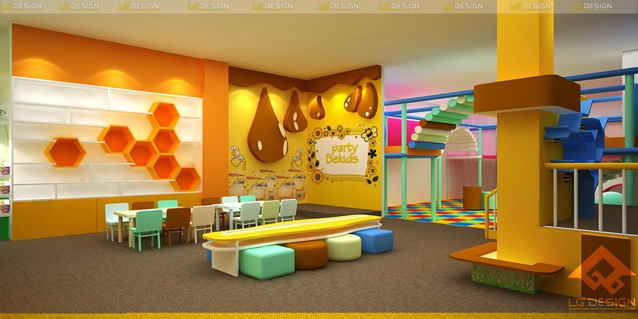 GOADESIGN Thiết kế khu vui chơi Bekids Gò Vấp (9)