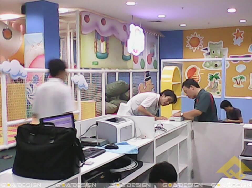 GOADESIGN Thiết kế khu vui chơi BigC Đồng Nai