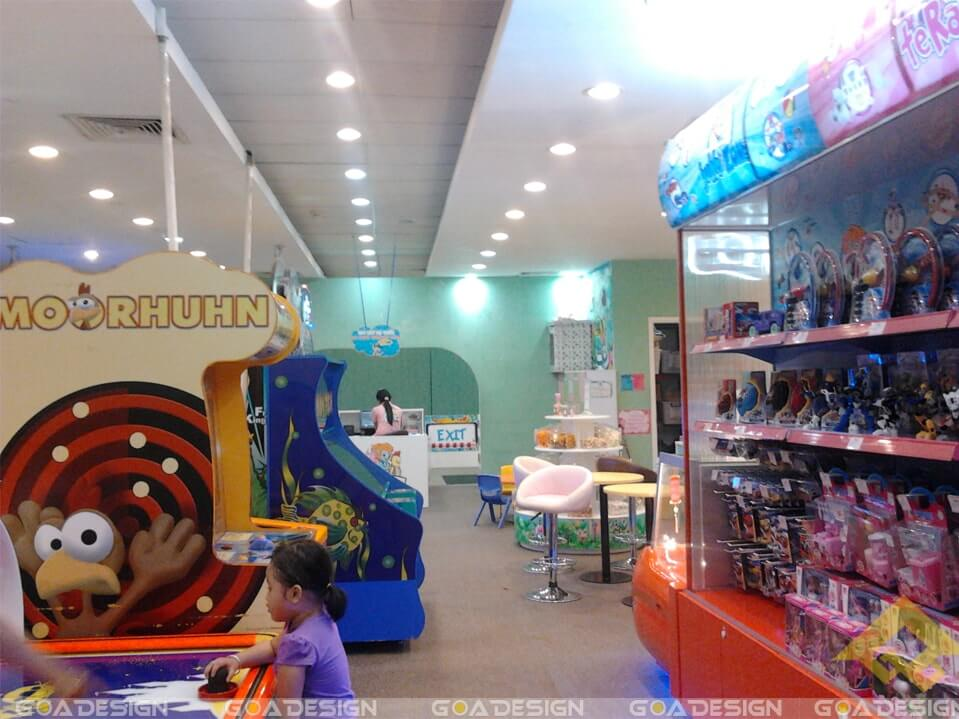 GOADESIGN Thiết kế khu vui chơi CoopMart - Lý Thường Kiệt (1)