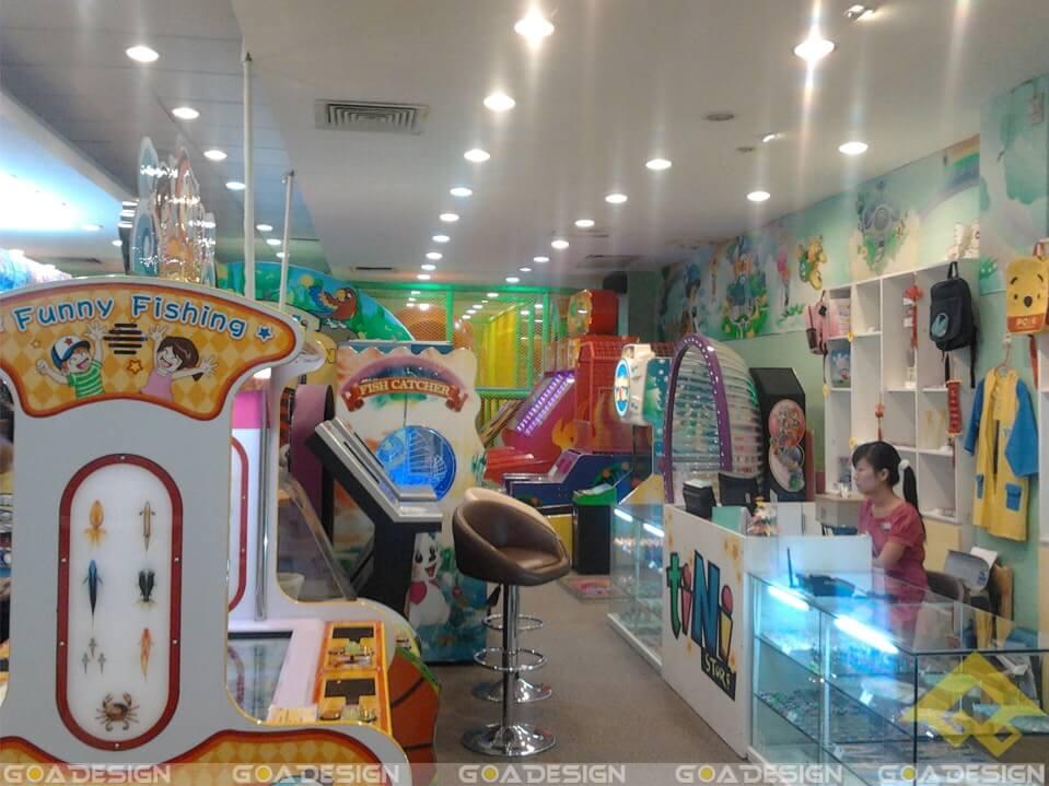 GOADESIGN Thiết kế khu vui chơi CoopMart - Lý Thường Kiệt (10)