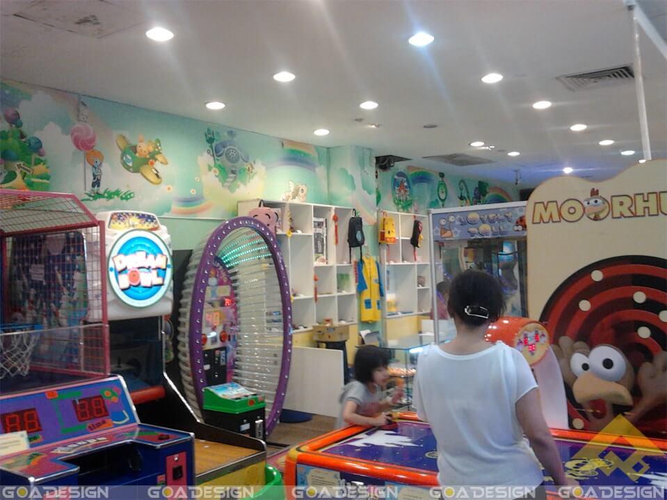 GOADESIGN Thiết kế khu vui chơi CoopMart - Lý Thường Kiệt (13)