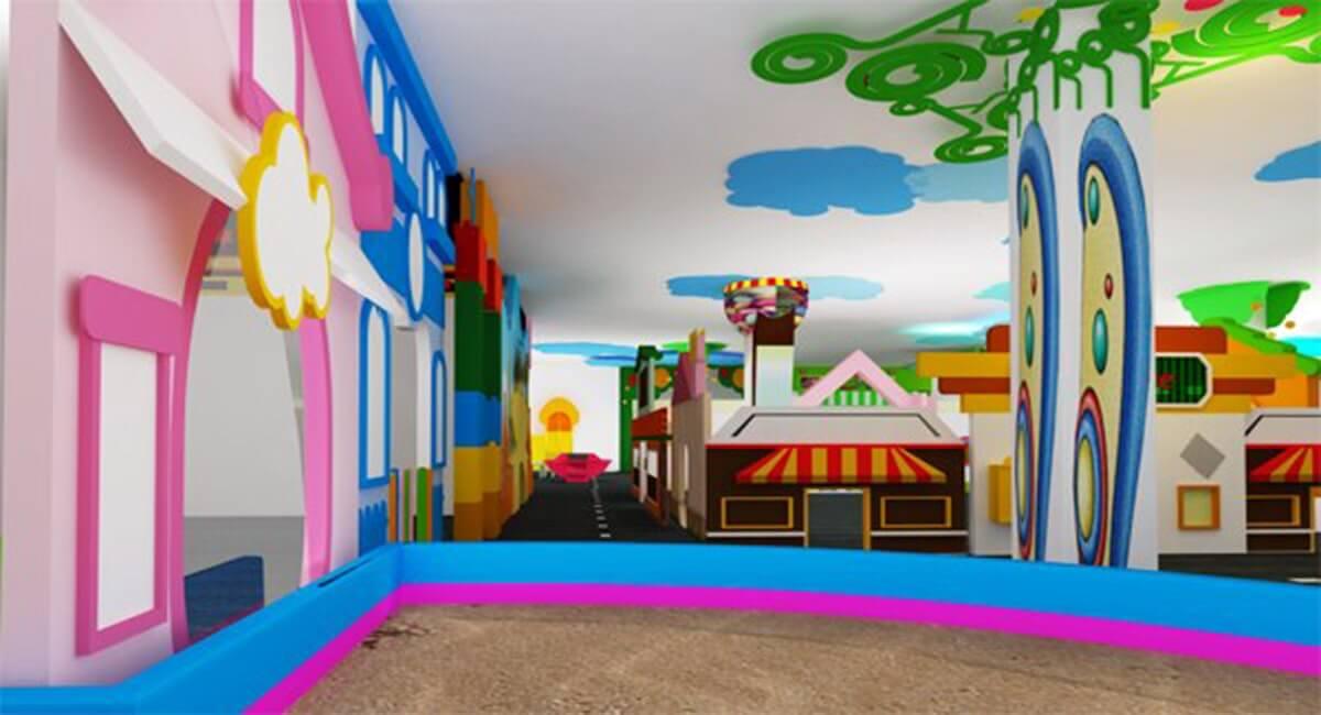 GOADESIGN Thiết kế khu vui chơi CoopMart - Lý Thường Kiệt (15)