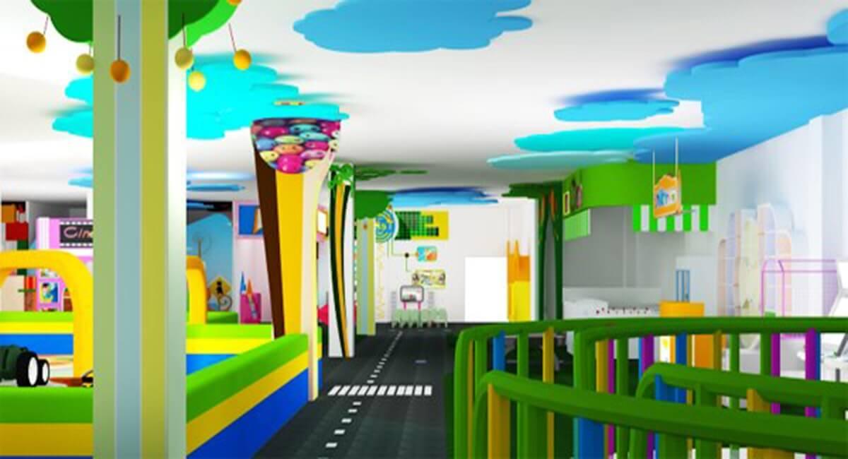 GOADESIGN Thiết kế khu vui chơi CoopMart - Lý Thường Kiệt (16)