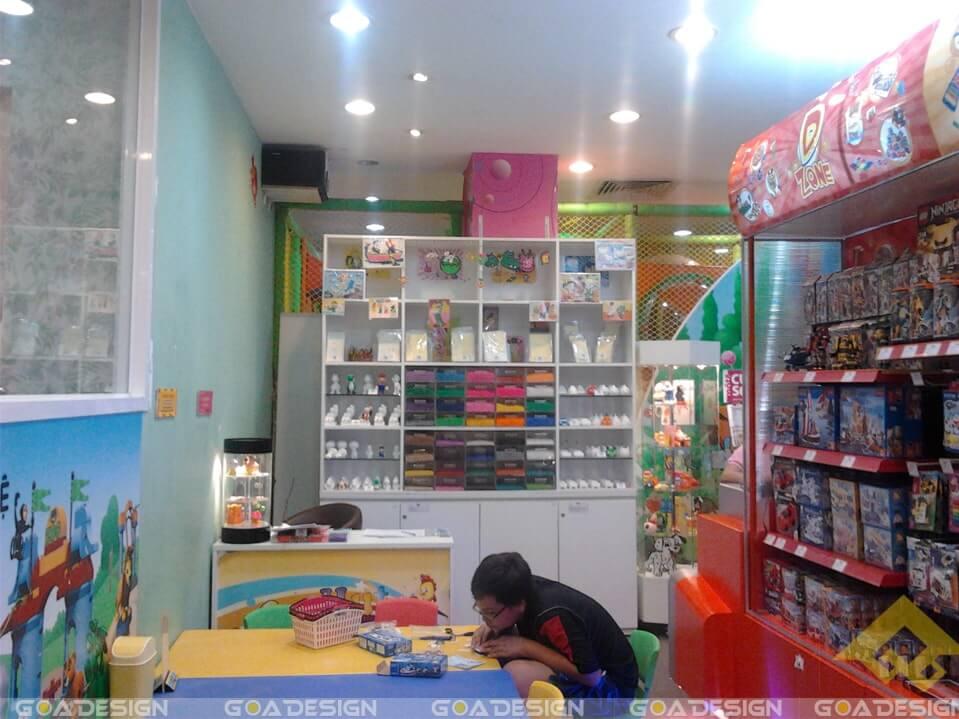 GOADESIGN Thiết kế khu vui chơi CoopMart - Lý Thường Kiệt (4)