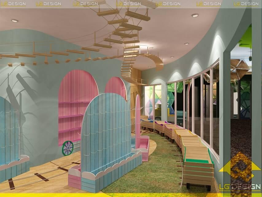 GOADESIGN Thiết kế khu vui chơi Crescent Mall Q7 (1)