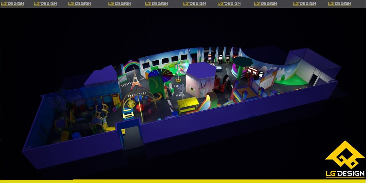 GOADESIGN Thiết kế khu vui chơi Crescent Mall Q7 (15)