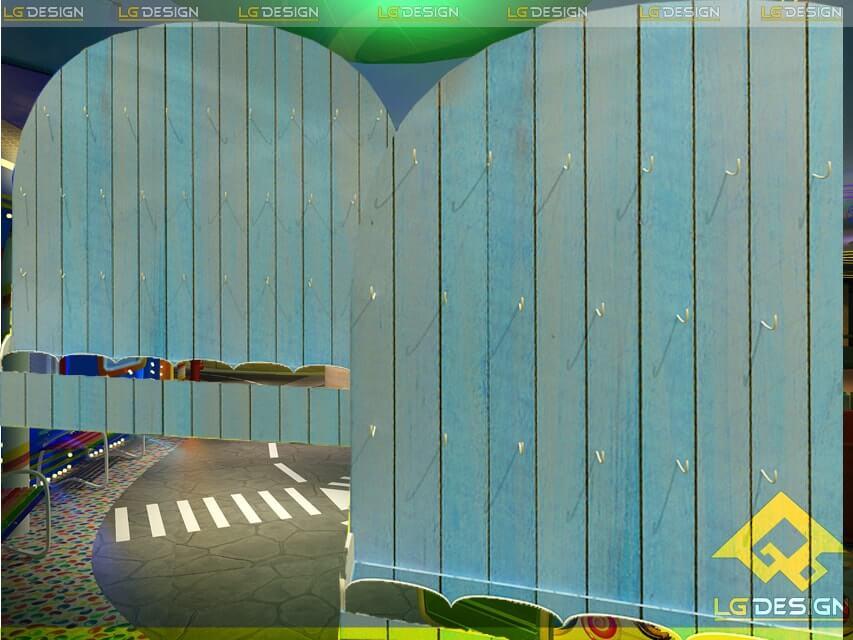 GOADESIGN Thiết kế khu vui chơi Crescent Mall Q7 (2)