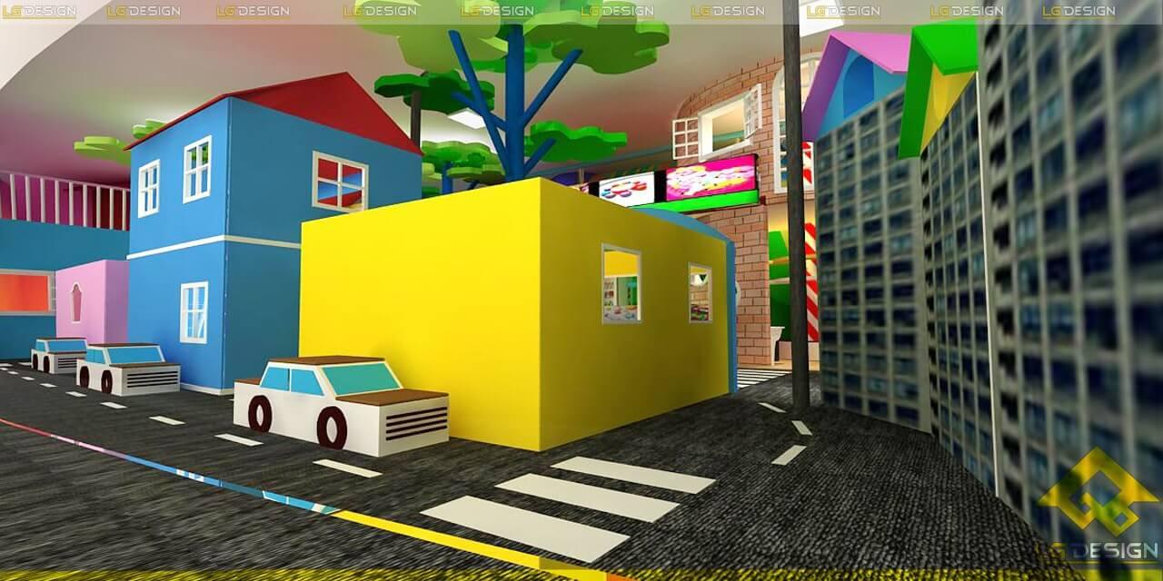 GOADESIGN Thiết kế khu vui chơi Crescent Mall Q7 (22)