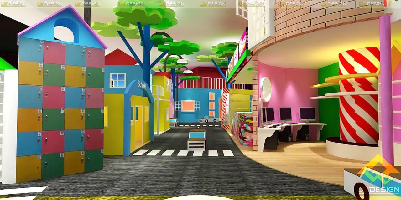 GOADESIGN Thiết kế khu vui chơi Crescent Mall Q7 (25)