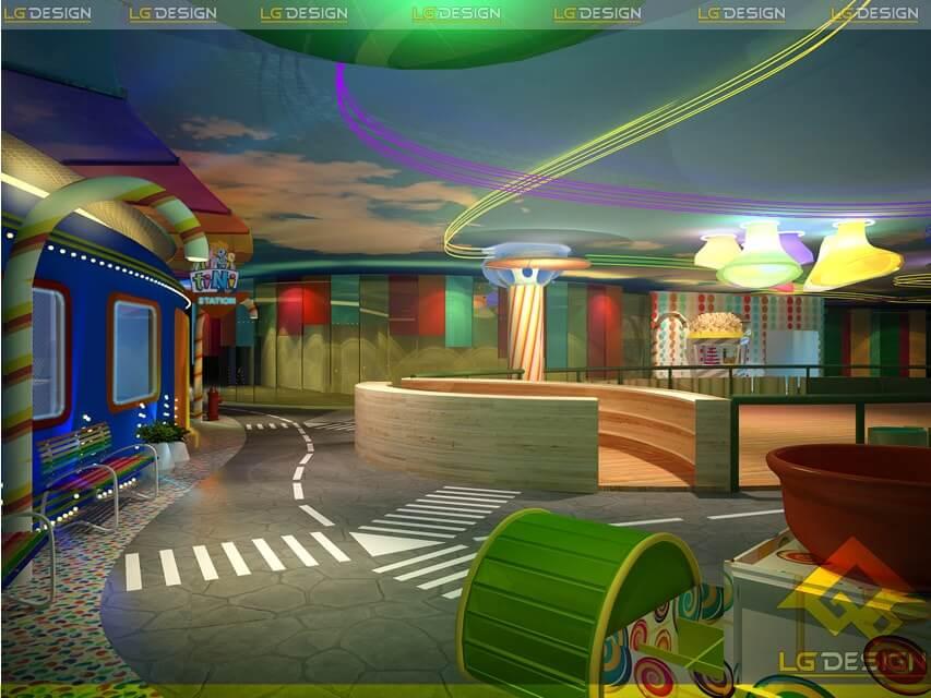 GOADESIGN Thiết kế khu vui chơi Crescent Mall Q7 (3)