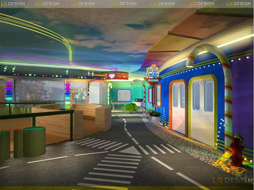 GOADESIGN Thiết kế khu vui chơi Crescent Mall Q7 (4)