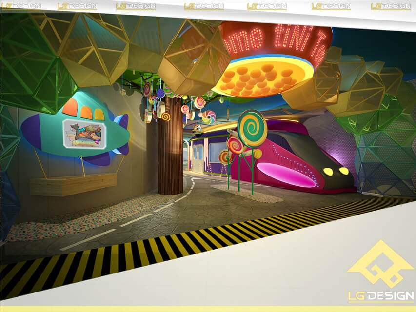 GOADESIGN Thiết kế khu vui chơi Crescent Mall Q7 (5)