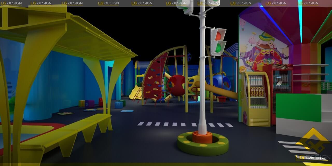 GOADESIGN Thiết kế khu vui chơi Crescent Mall Q7 (8)
