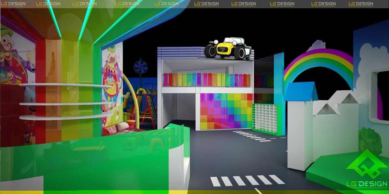 GOADESIGN Thiết kế khu vui chơi Crescent Mall Q7 (9)