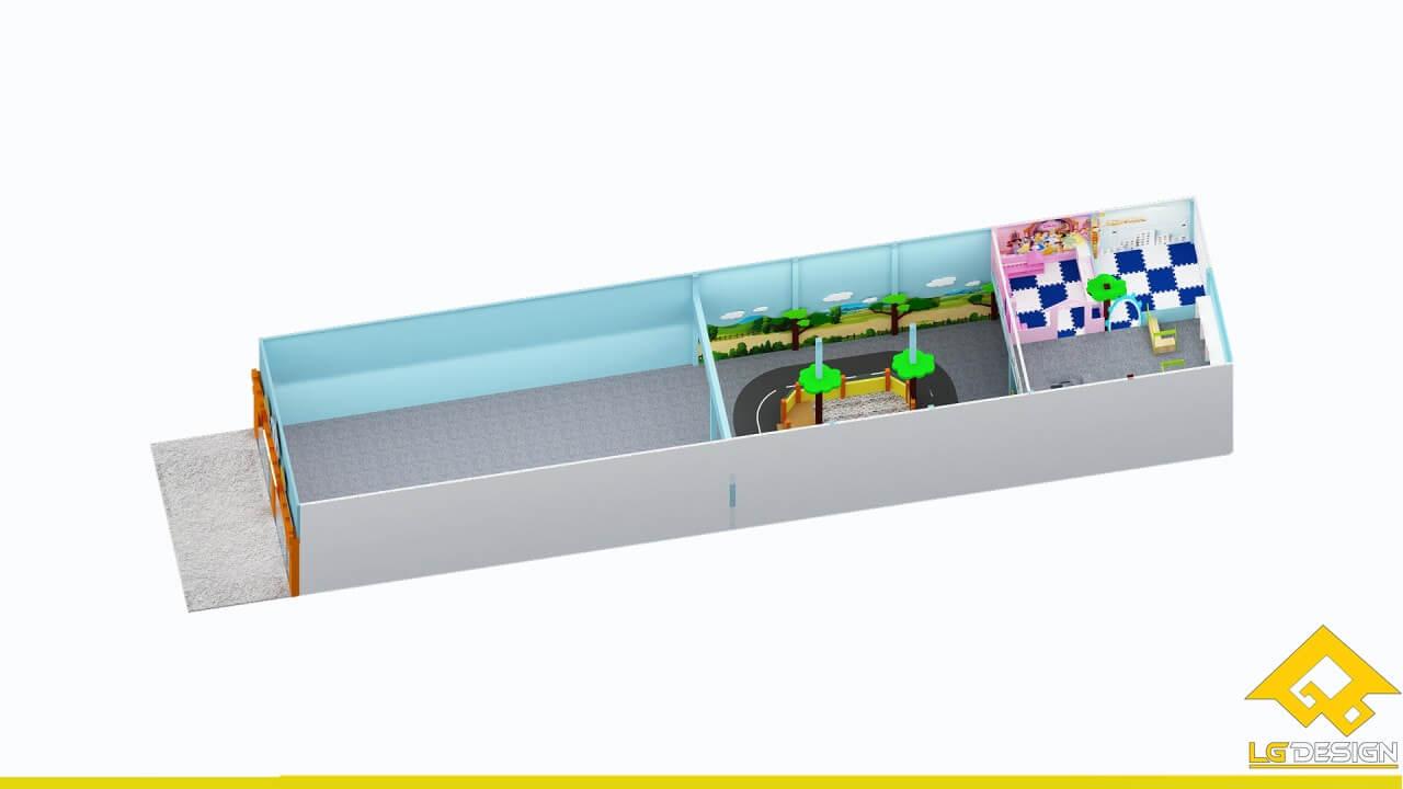GOADESIGN Thiết kế khu vui chơi KVC Xuka kid Q12 (1)