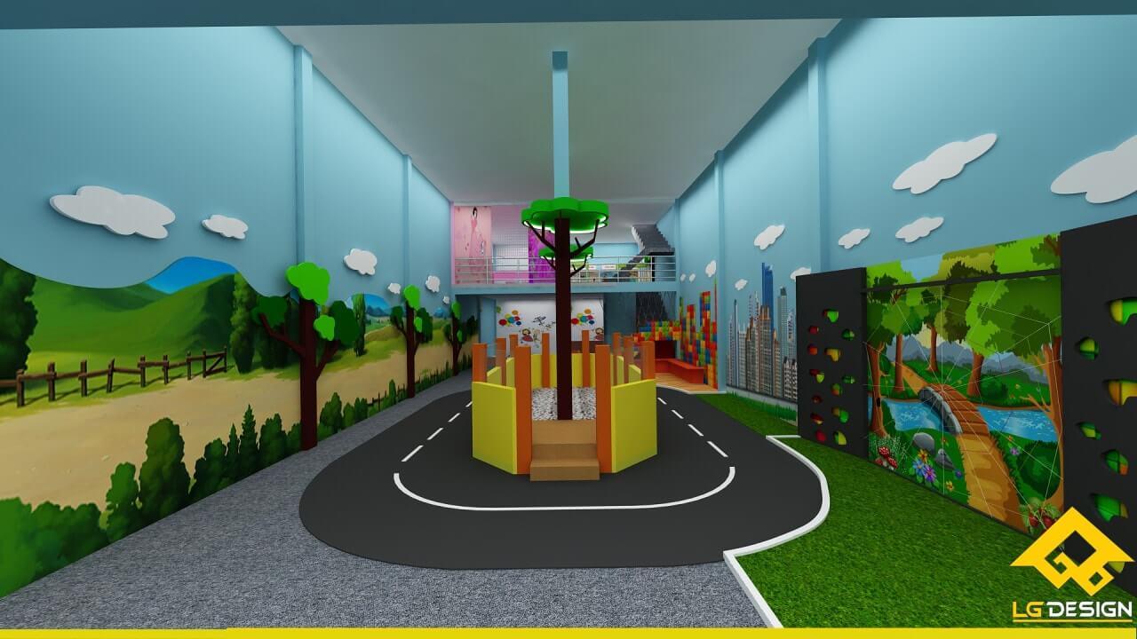 GOADESIGN Thiết kế khu vui chơi KVC Xuka kid Q12 (3)