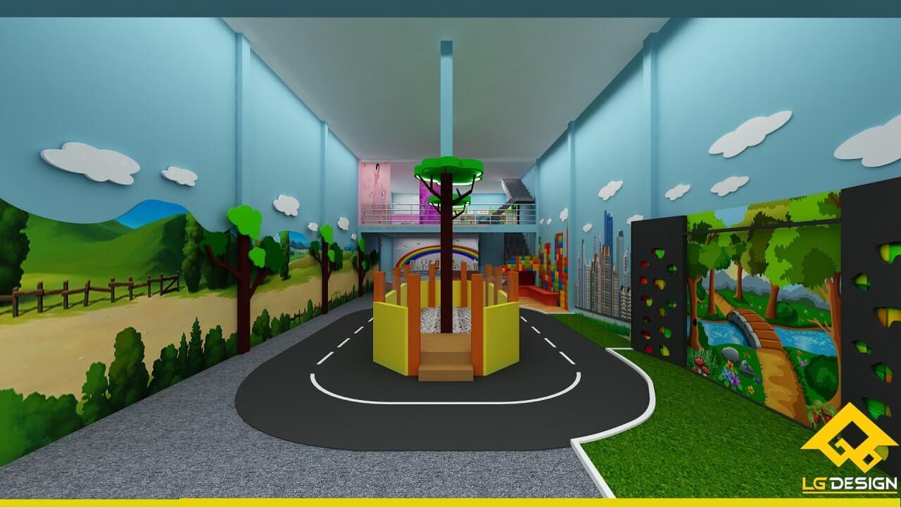 GOADESIGN Thiết kế khu vui chơi KVC Xuka kid Q12 (4)