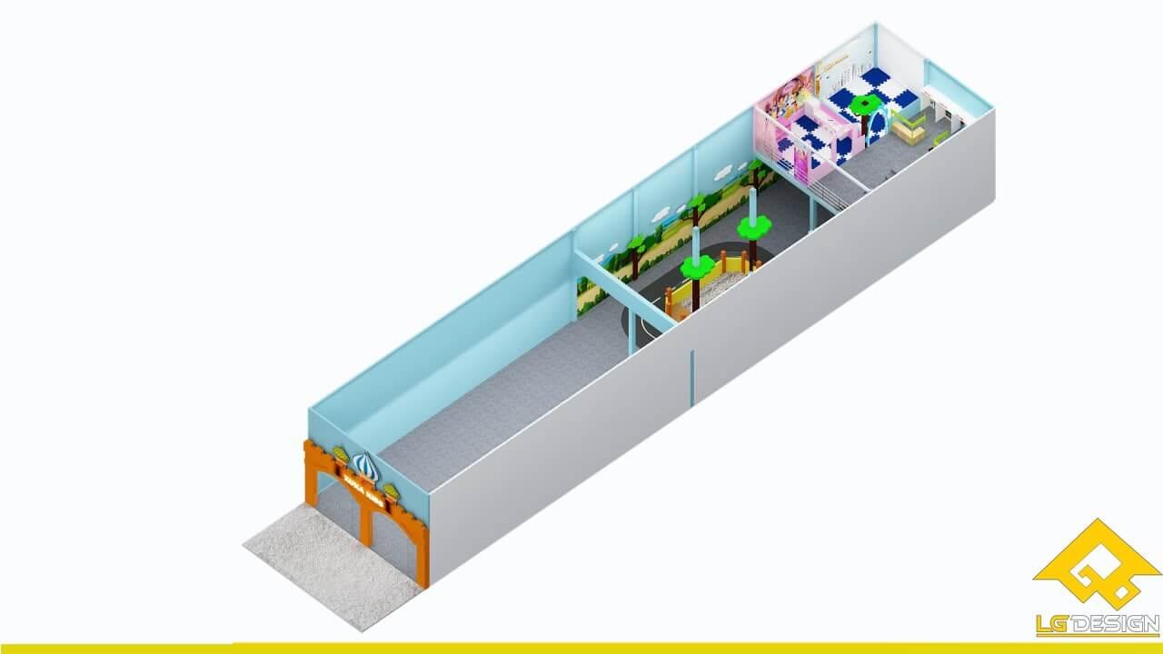 GOADESIGN Thiết kế khu vui chơi KVC Xuka kid Q12 (7)