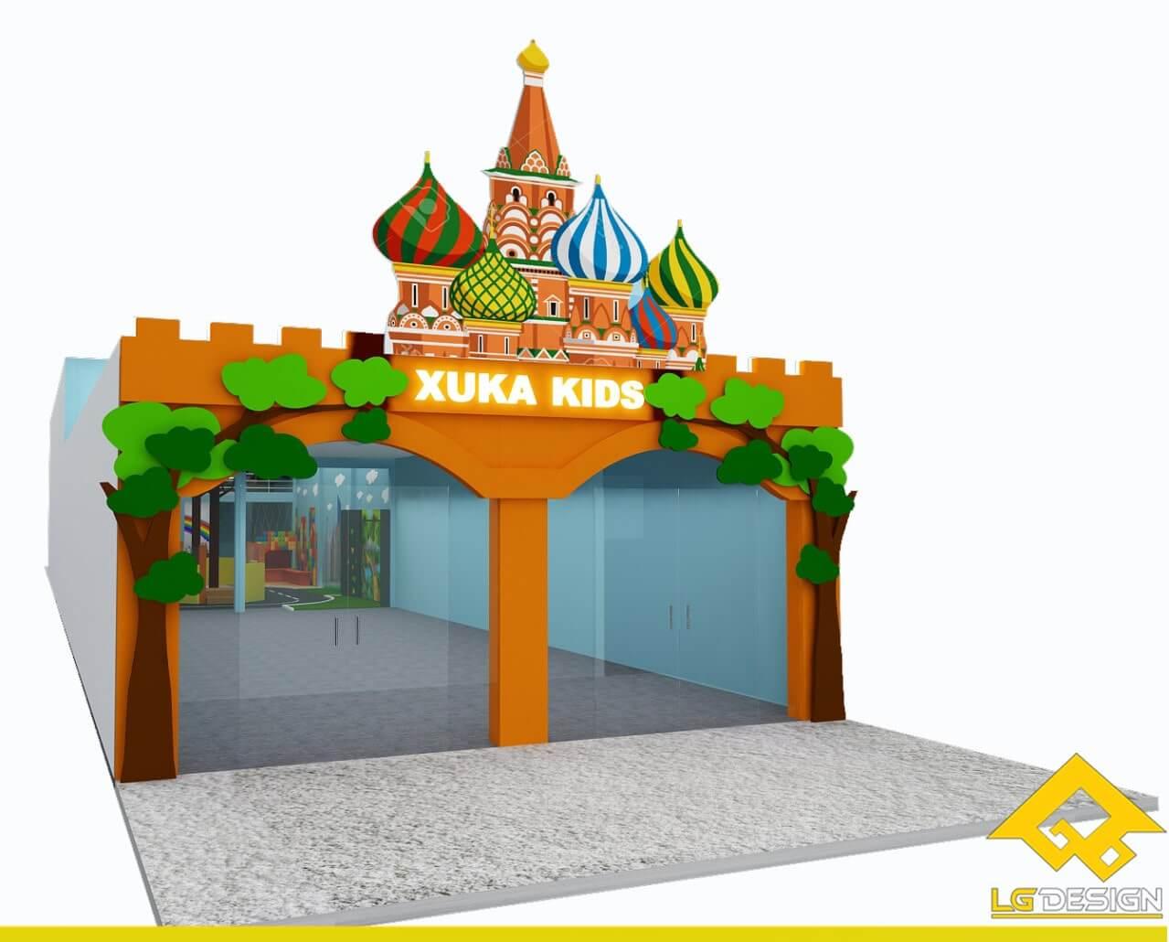 GOADESIGN Thiết kế khu vui chơi KVC Xuka kid Q12 (8)