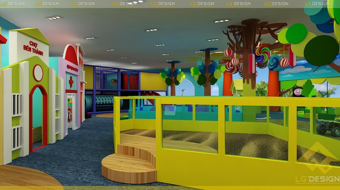 GOADESIGN Thiết kế khu vui chơi Kidzone - Kiên Giang (11)
