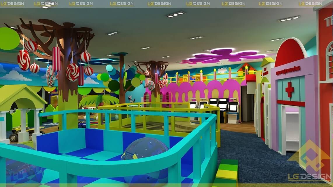 GOADESIGN Thiết kế khu vui chơi Kidzone - Kiên Giang (12)