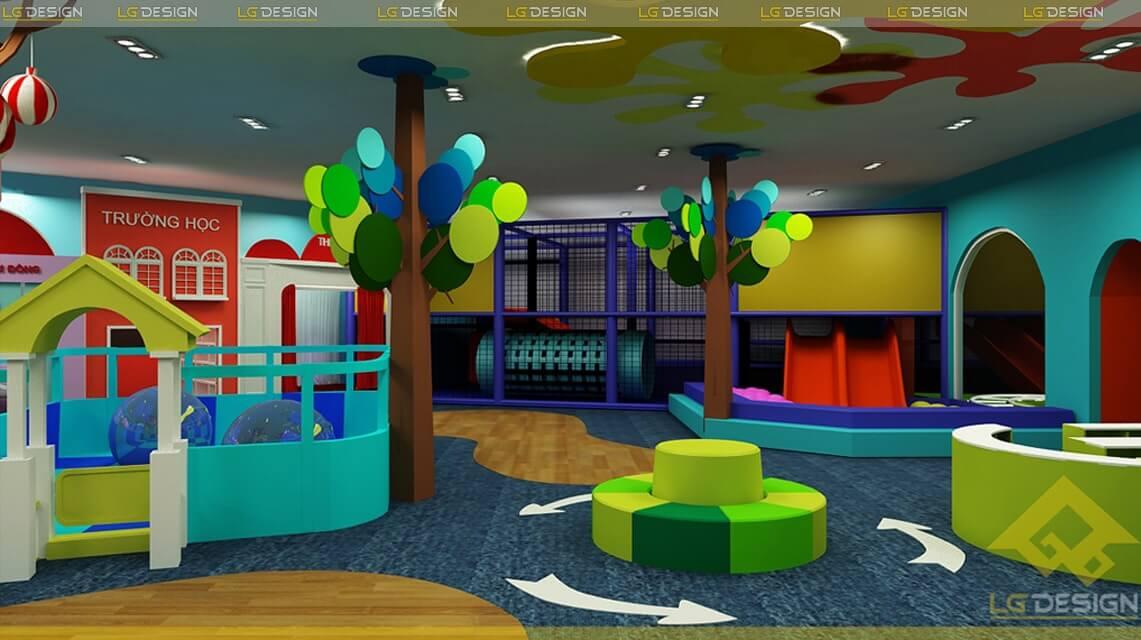 GOADESIGN Thiết kế khu vui chơi Kidzone - Kiên Giang (13)