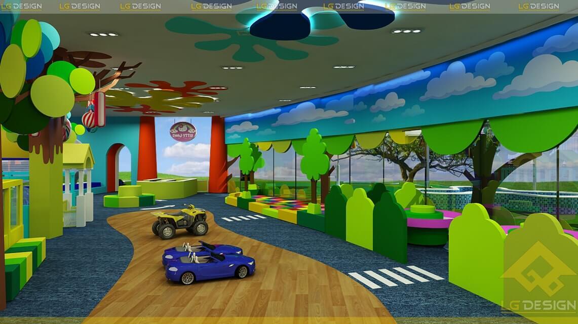 GOADESIGN Thiết kế khu vui chơi Kidzone - Kiên Giang (14)