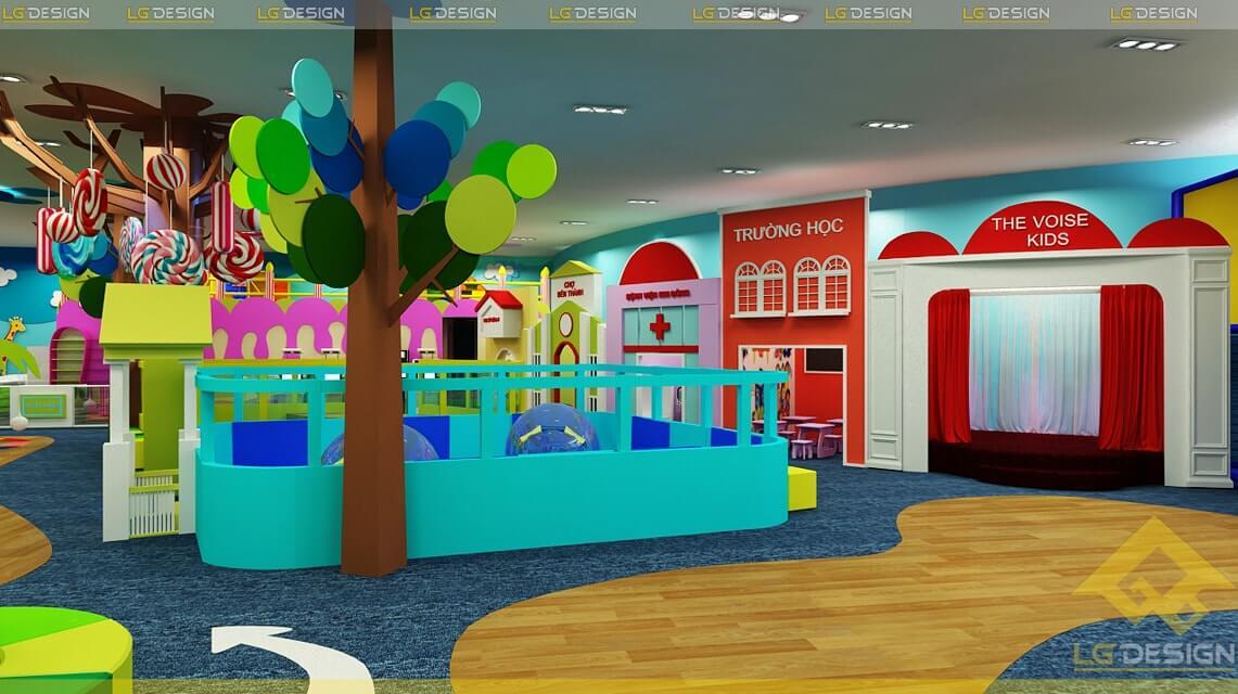 GOADESIGN Thiết kế khu vui chơi Kidzone - Kiên Giang (15)